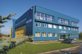 Ortho Baltic pastatas